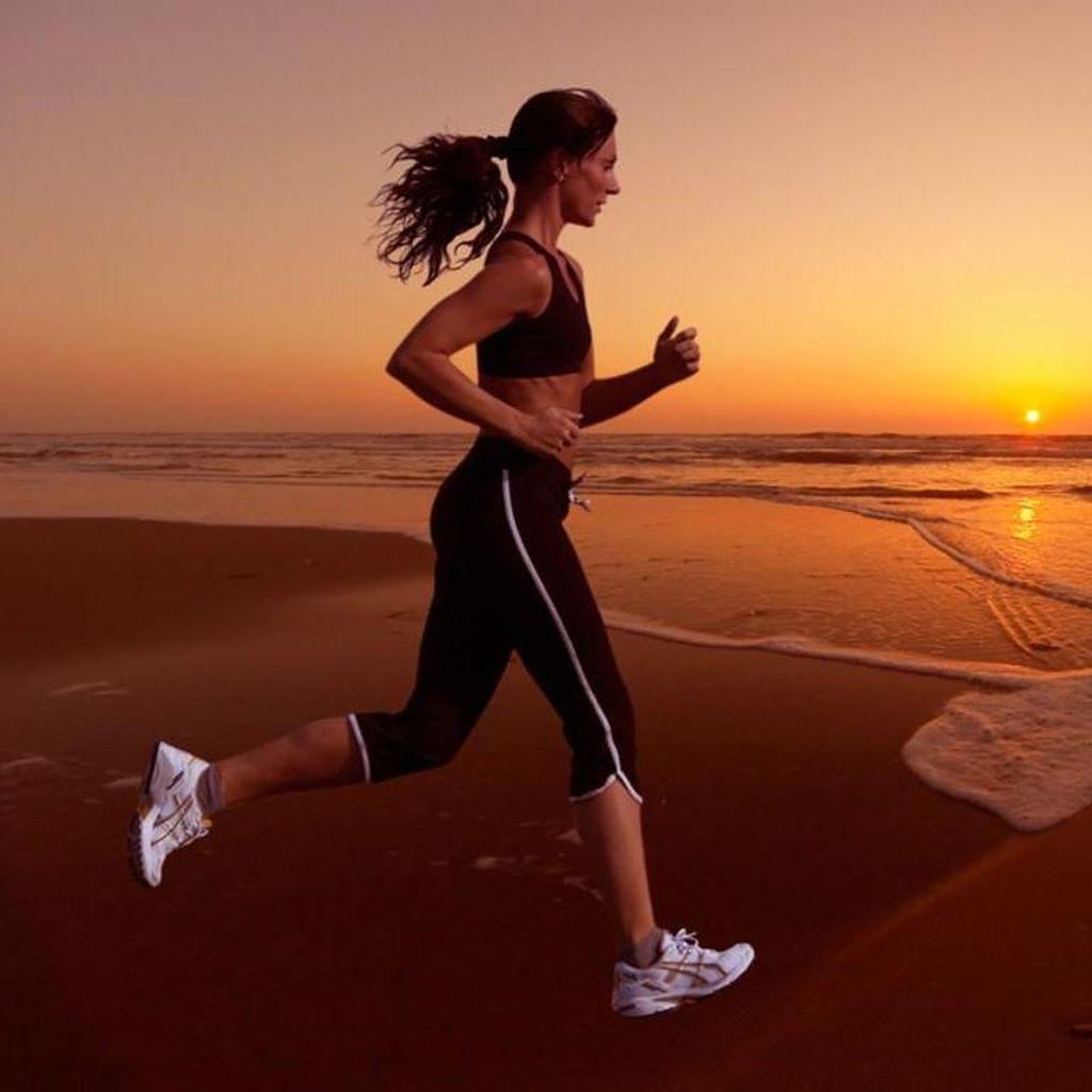 Saat Berlari, Tubuh Melepas Protein yang Bisa Memperkuat Daya Ingat