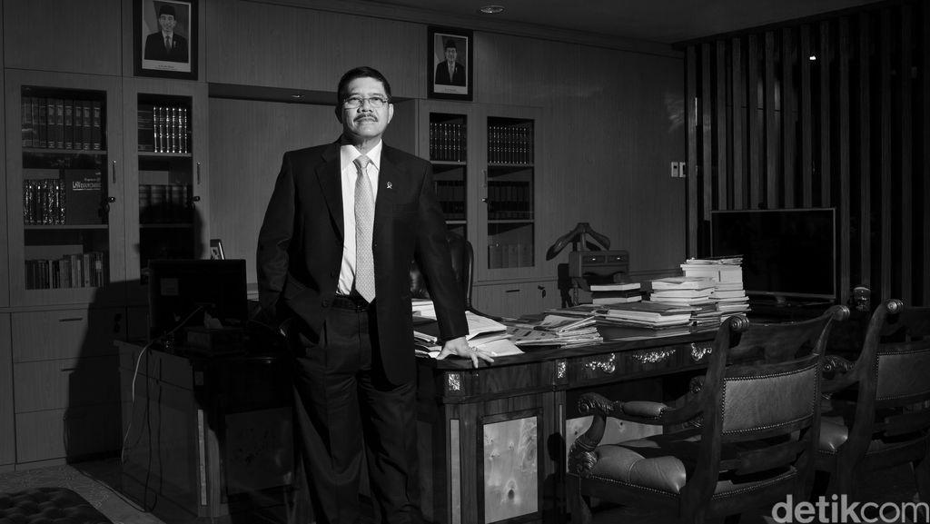 Kepada MPR, Ketua MA Sampaikan Kekurangan Anggaran Pelatihan Hakim
