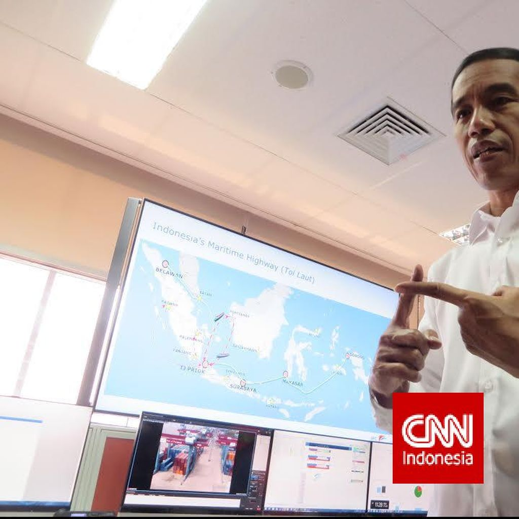 Presiden Joko Widodo: Kita Potong Sistem Lama yang Kolutif