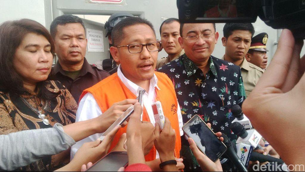 Hak Politik Dicabut, Anas Urbaningrum: Warga Negara Dicabut Saja Bukan Soal