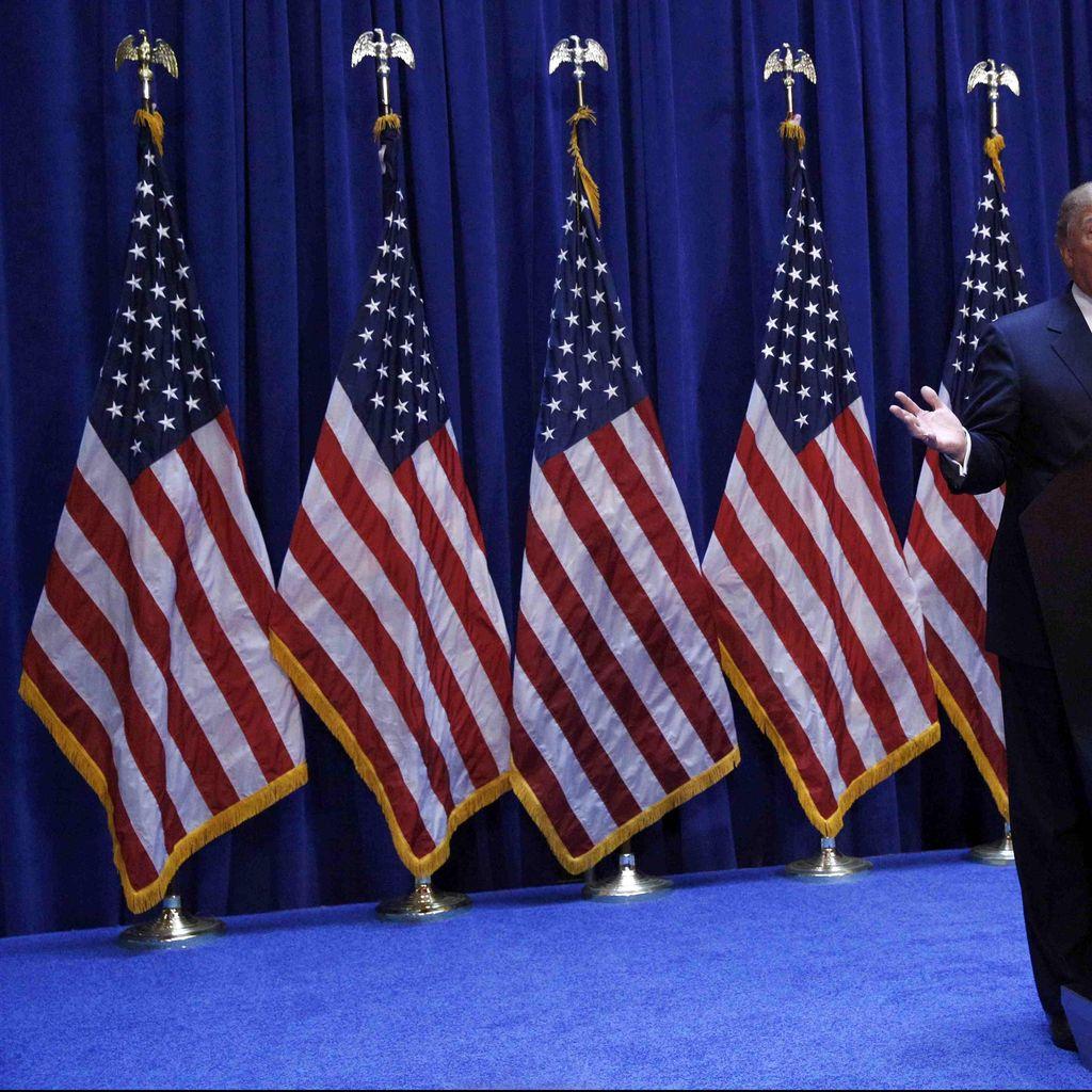 Donald Trump Sebut Muslim Bersorak Gembira Setelah Serangan Teroris 9/11