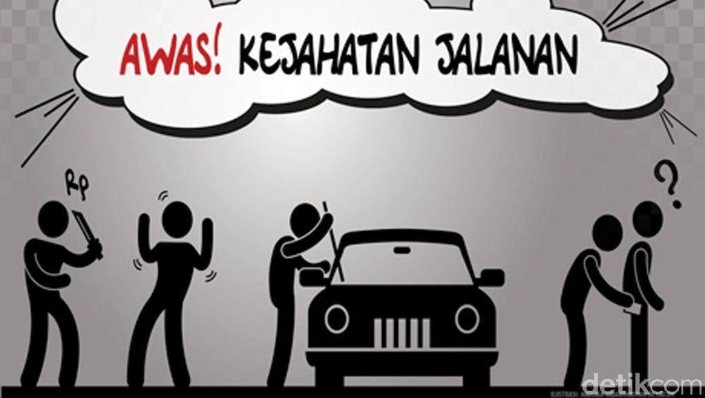 Polisi Tangkap 2 Pelaku Begal di Lampung Selatan