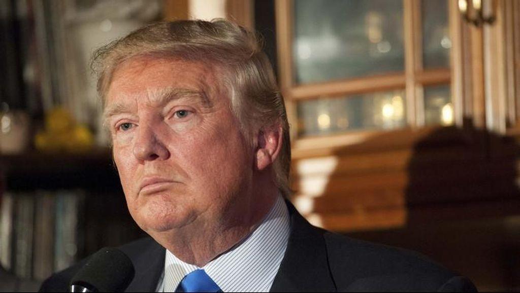 Donald Trump Pernah Gugat Merek Trumps Buatan Pengusaha Lokal dan Menang