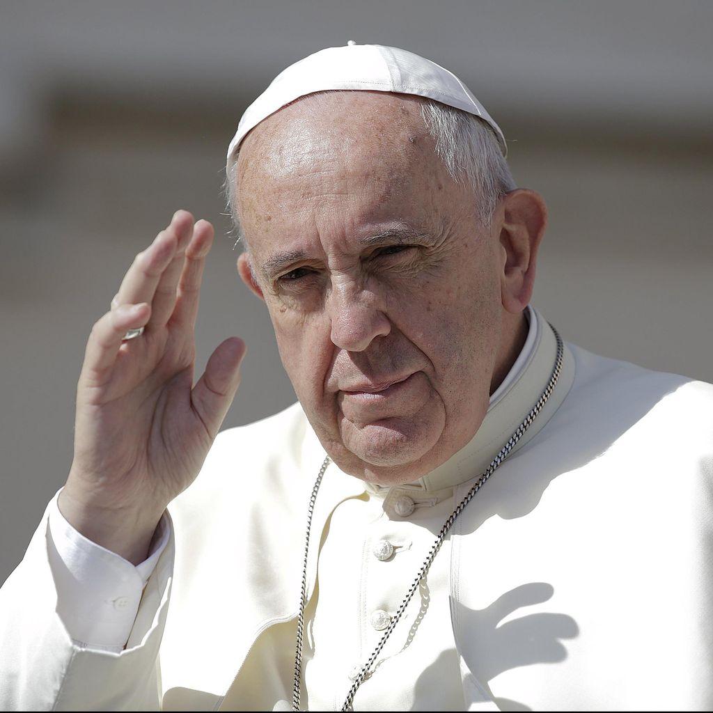 Kunjungi Masjid Afrika, Paus Fransiskus Sebut Kristen dan Muslim Bersaudara
