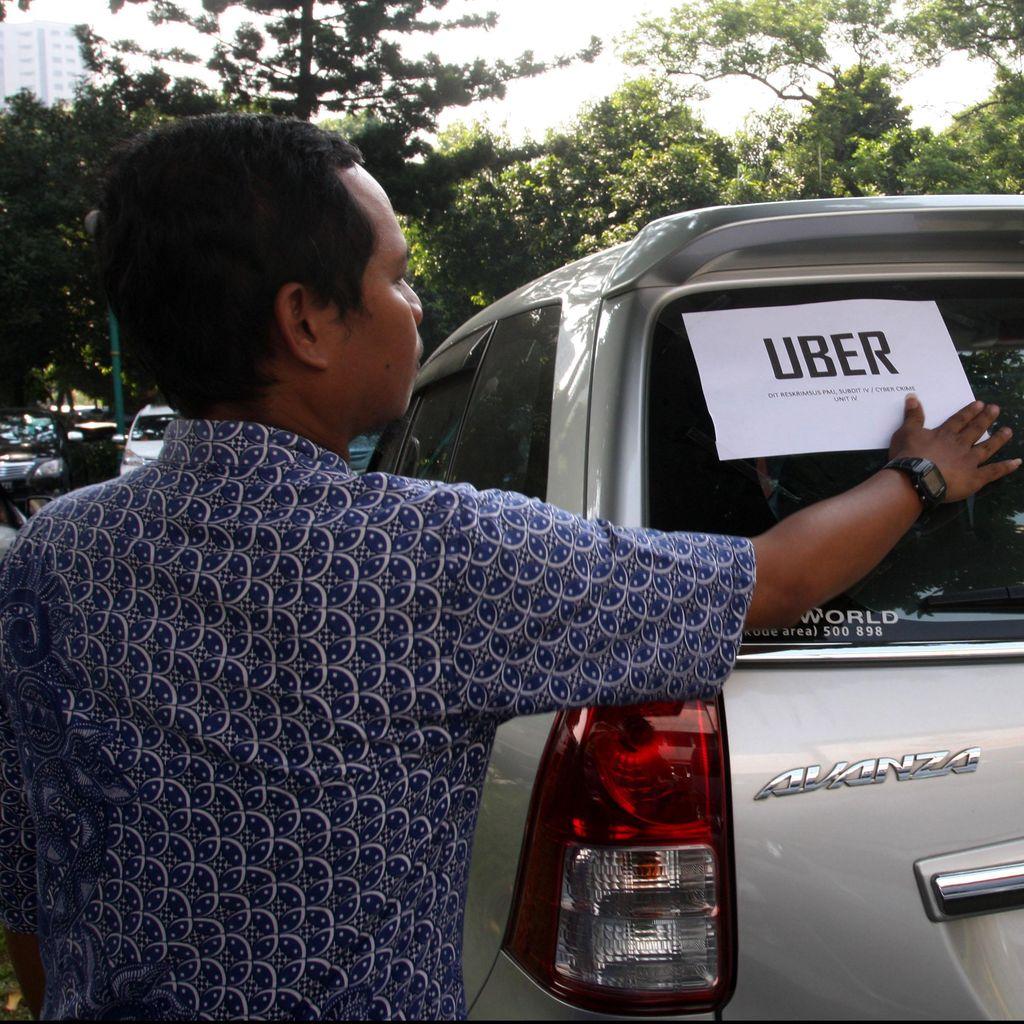 Mengapa Hanya Sedikit Taksi Online yang Uji KIR? Ini Kata Dishub DKI