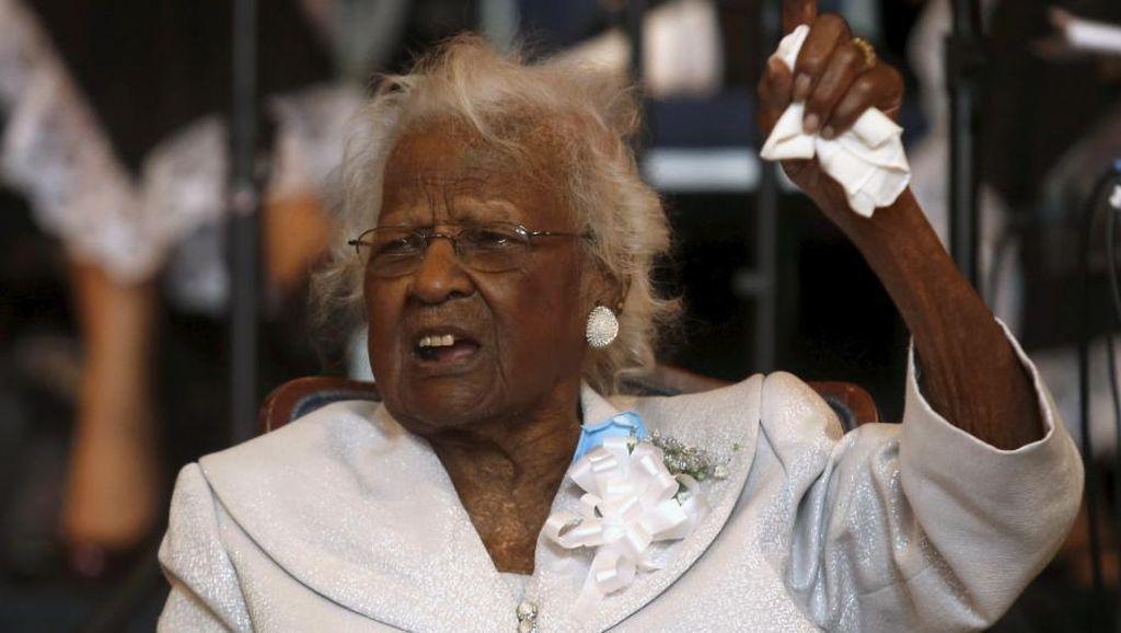 Orang Tertua di Dunia Meninggal pada Usia 116 Tahun