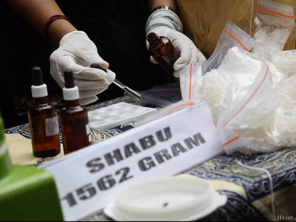 Tidak Ada Bukti, 2 PNS Tangsel yang Positif Narkoba Direhabilitasi