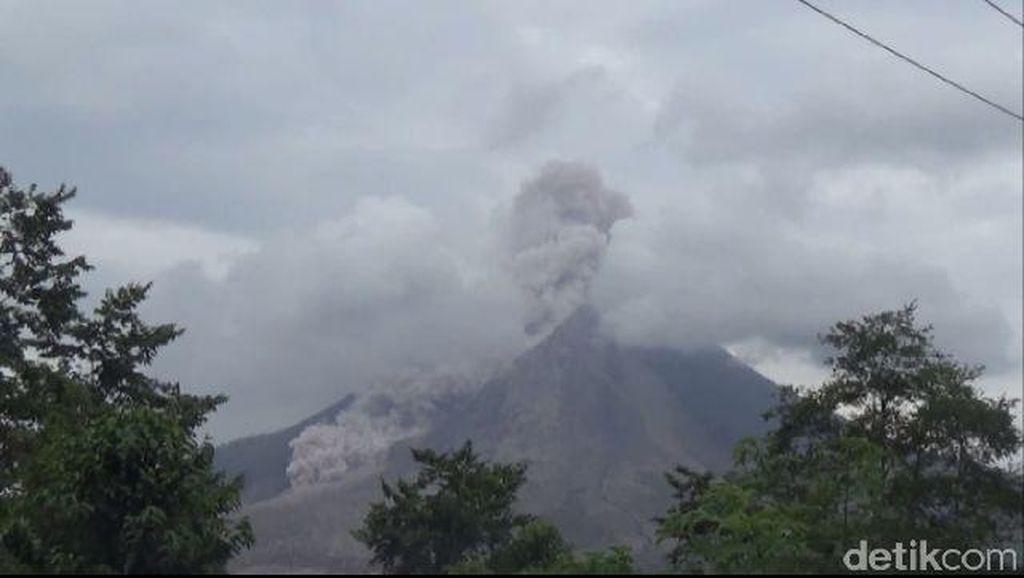 Gunung Sinabung Berstatus Awas, Ini Imbauan BNPB untuk Masyarakat