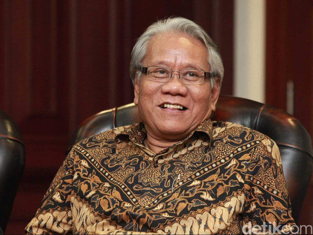 Seleksi KY, Eks Waka MK: Saya Tidak Pernah Aktif di PDIP
