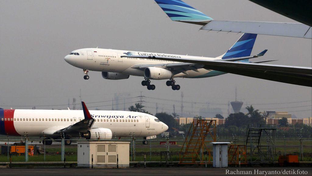 Efek Domino Keterlambatan Visa, Garuda Kena Penalti Rp 450 Juta