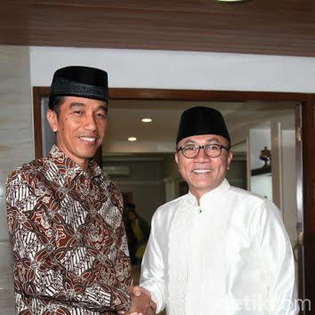 Zulkifli Hasan: PAN Bergabung untuk Menyukseskan Pemerintahan Jokowi-JK