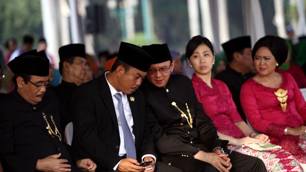 Ahok: Yang Berhak Tentukan di Gerindra itu Pak Prabowo, Bukan Taufik