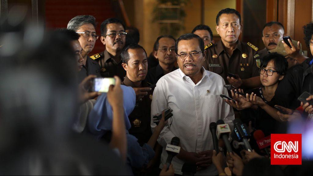Jaksa Agung: Gubernur Gatot Janji Mau Diperiksa Tanggal 25 Agustus