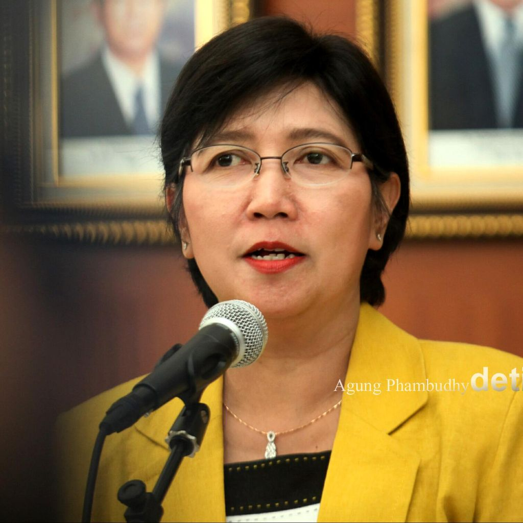 Ketua Pansel Pimpinan KPK Destry Damayanti: Saya Bukan Titipan Rini-Jokowi