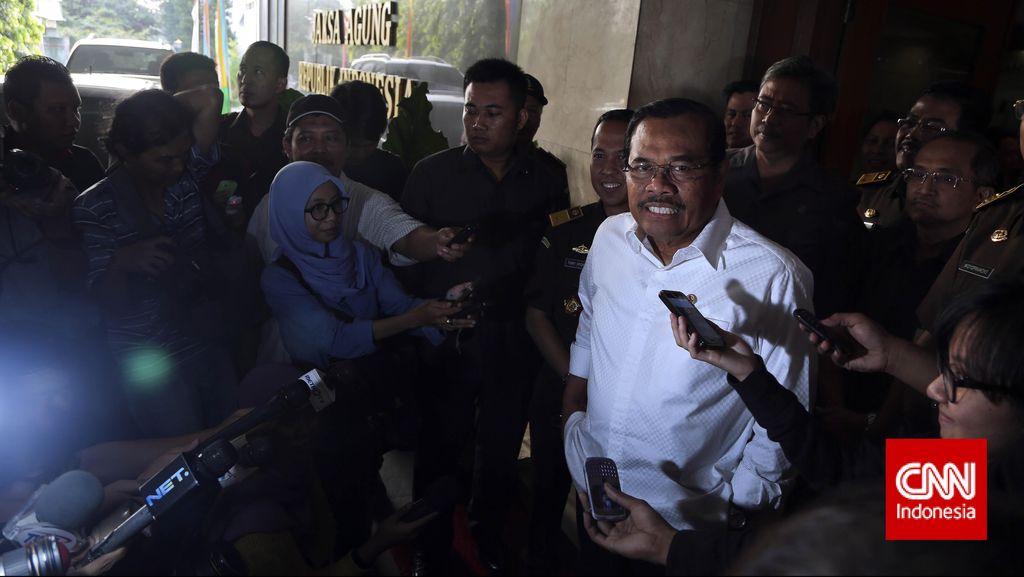 Jaksa Agung Sarankan Praperadilan Jika Ada yang Protes Penggeledahan