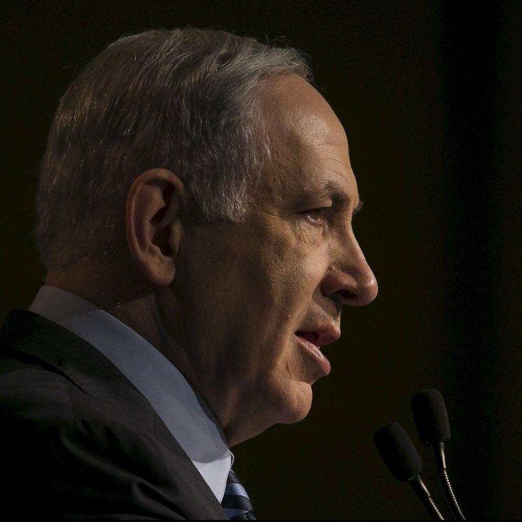 PM Netanyahu Bersumpah Lawan Teror Pisau terhadap Warga Israel