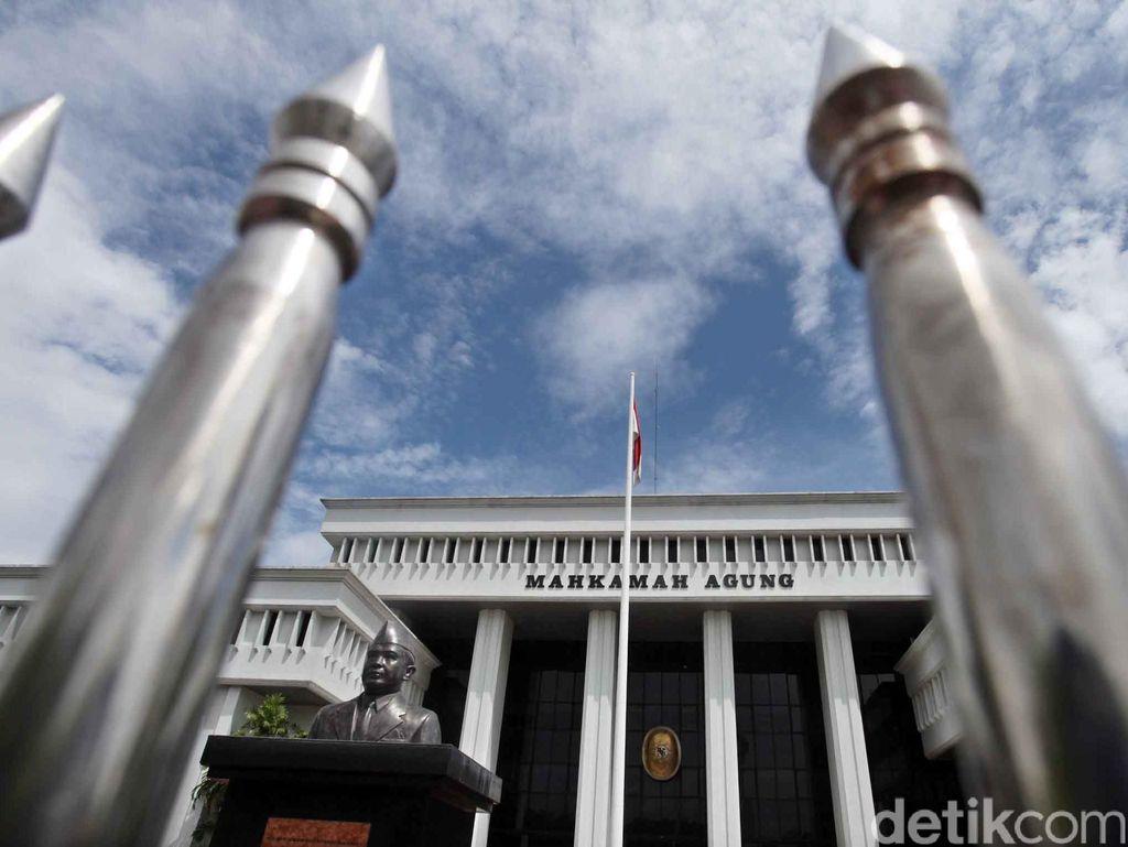 Kasus Korupsi, MA Kuatkan Vonis 12 Tahun Bui Mantan Bupati Lampung Tengah