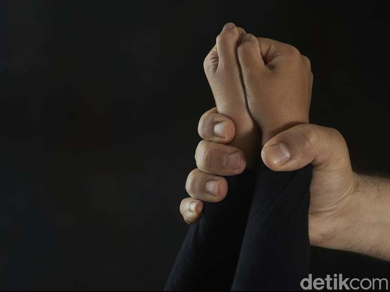 Keji! Geng Rape di Semarang: Remaja Putri 12 Tahun Diperkosa 21 Pria