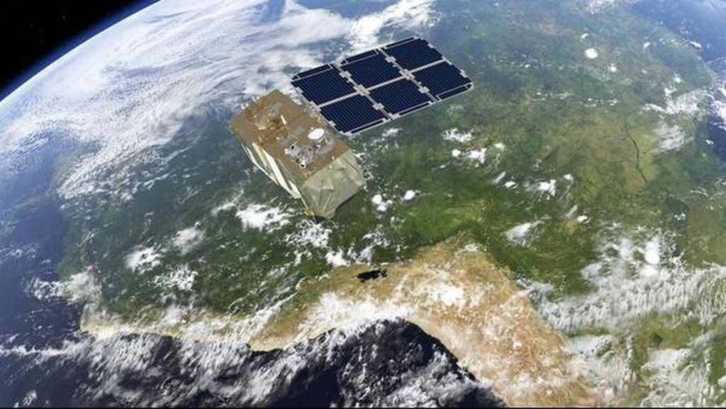 Gratis Untuk Warga dan Bisnis, Satelit Copernicus 2 Diluncurkan