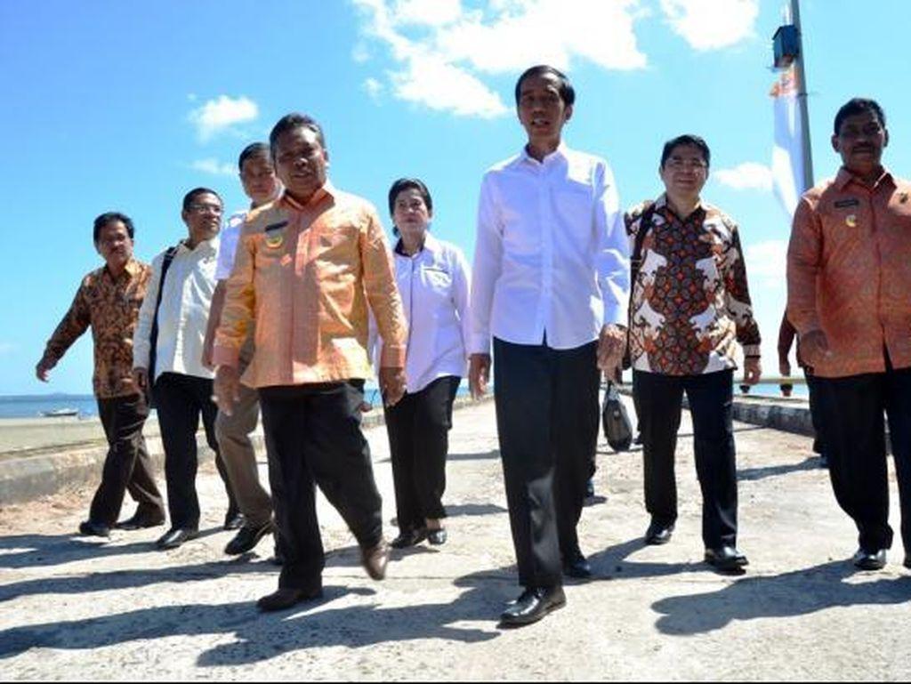 Pasal Penghinaan Presiden Akan Dihidupkan Lagi, Jokowi: Ini Masih Rancangan