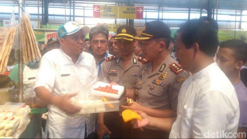 Operasi Pasar di Banten, Sejumlah Makanan Ditemukan Mengandung Borax