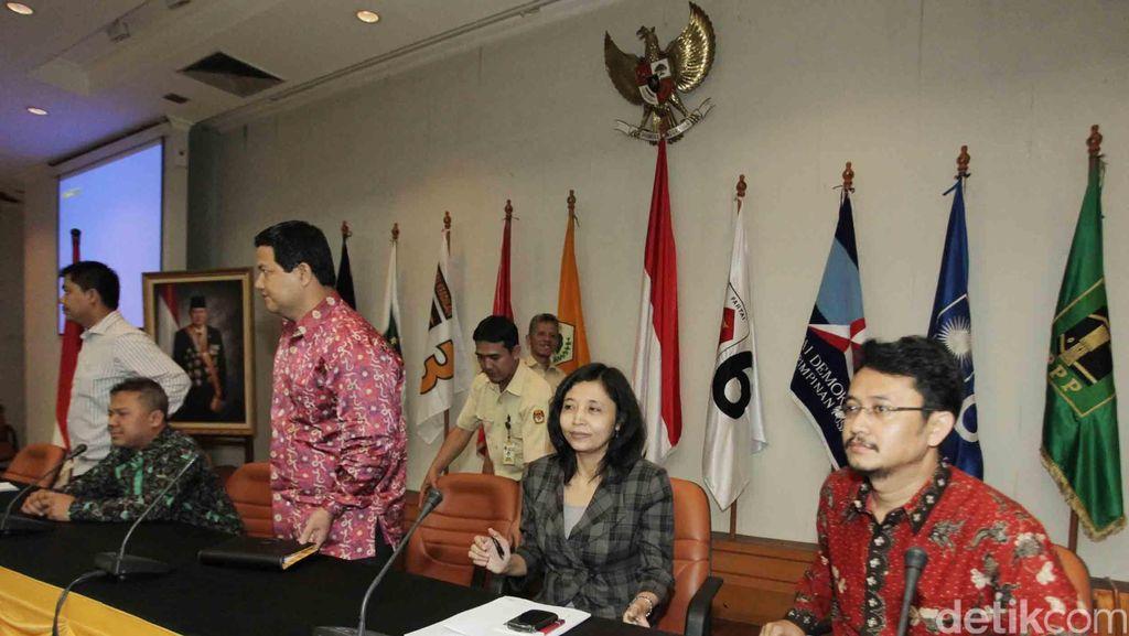 KPU: Undang-undang Harus Atur Sanksi Bagi Parpol yang Tak Ikut Pilkada