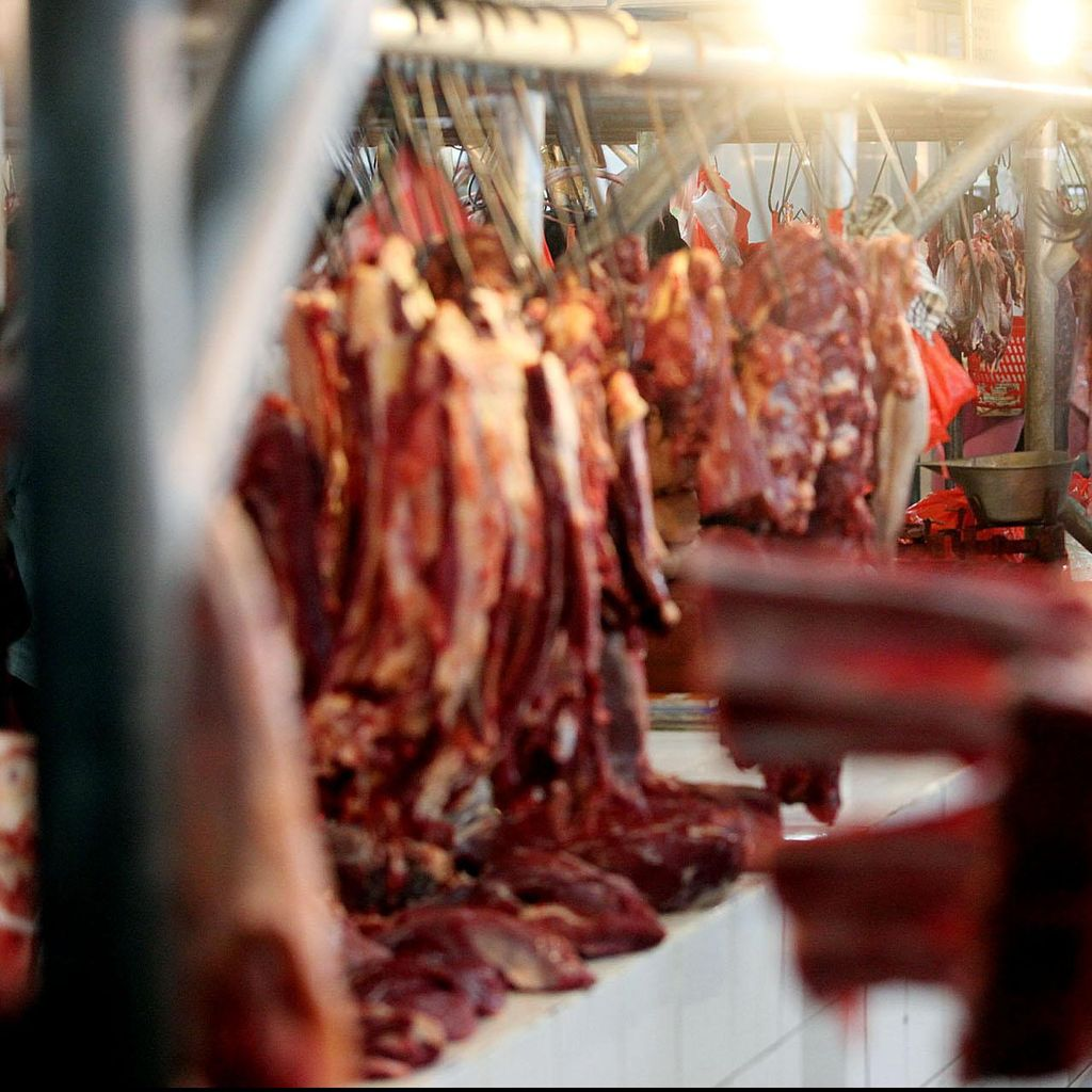 Kapan Impor 10.000 Ton Daging Masuk? Ini Kata Mentan