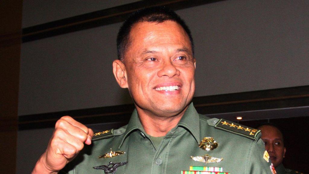 Posisi Pangdam Jaya Kosong, Panglima TNI: Nominasinya Masih Disiapkan