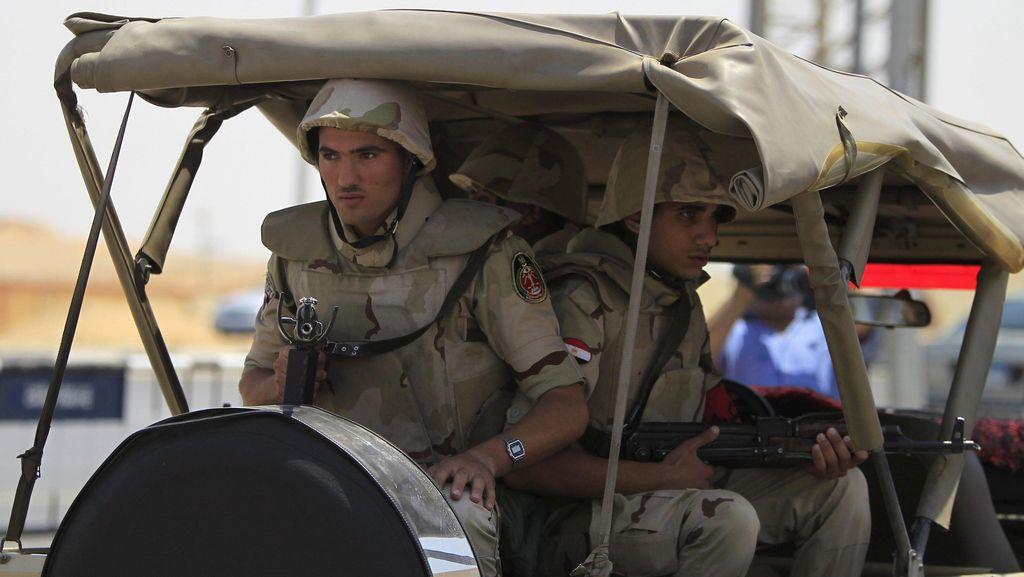Militer Mesir Sebut Berhasil Bunuh Pemimpin ISIS Provinsi Sinai