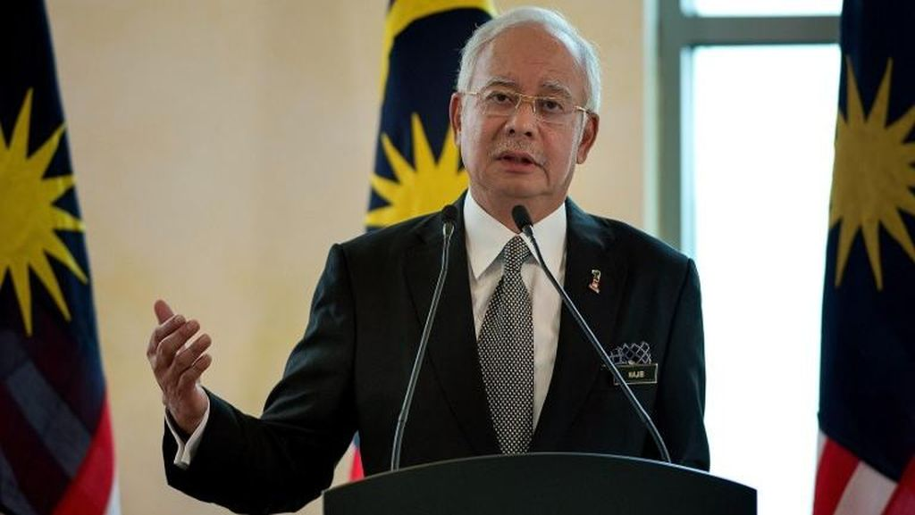 Malaysia Sebut Dana Rp 9 T di Rekening PM Najib Berasal dari Donasi