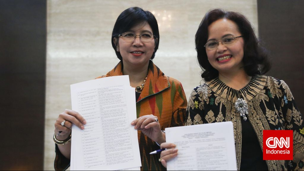 Pansel Sudah Tetapkan 8 Capim KPK, Diserahkan ke Jokowi 2 September