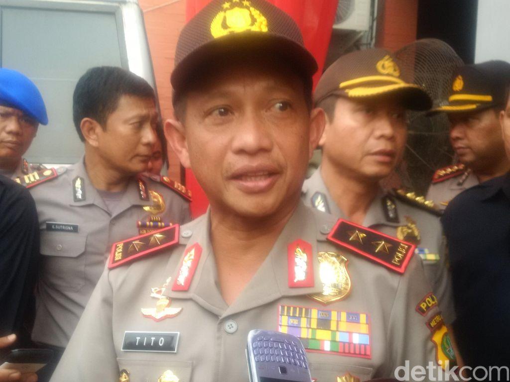 Evaluasi Demo Buruh, Kapolda Metro Pastikan Jakarta Aman