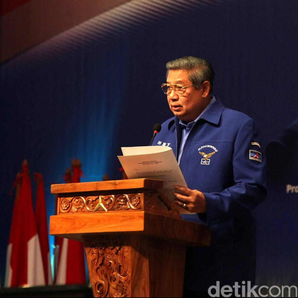 SBY Minta Para Incumbent Jangan Sombong dan Lengah