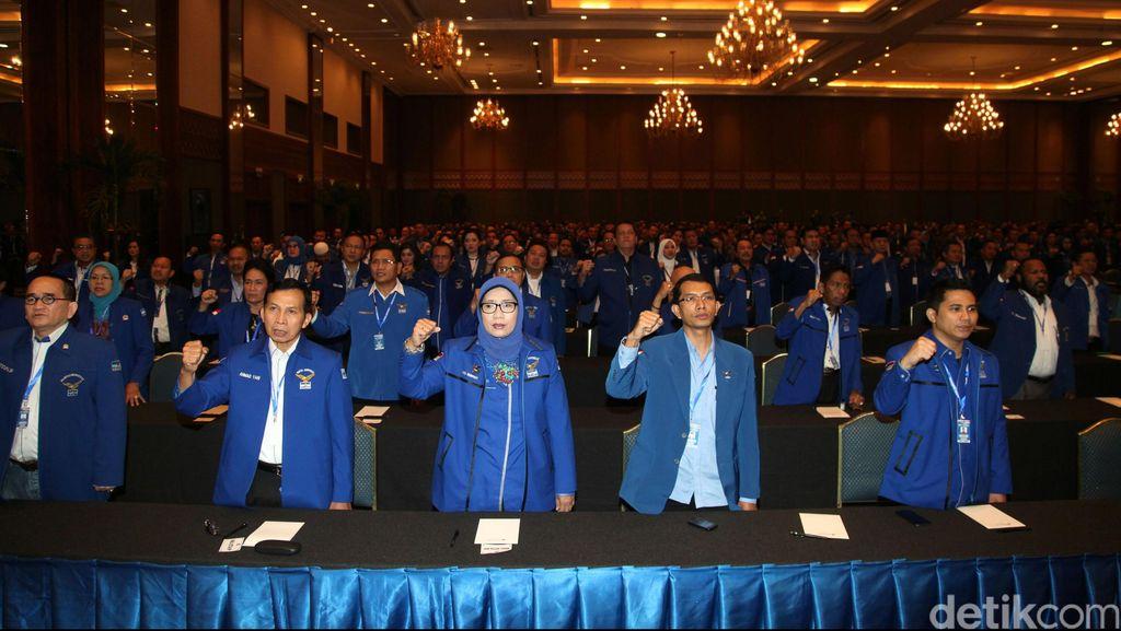 Kader Demokrat Calon Kepala Daerah Tandatangani Pakta Integritas