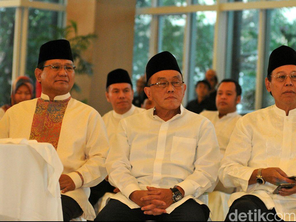 KMP Rapat Bahas PAN di Hotel Sultan Siang ini
