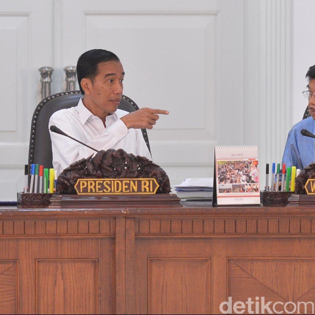 Jokowi Beri Arahan ke Seluruh Menteri di Sidang Kabinet Besok, Soal Apa?