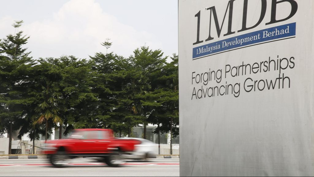 Jaksa Agung Malaysia Bantah Ada Tim Baru Selidiki Korupsi 1MDB