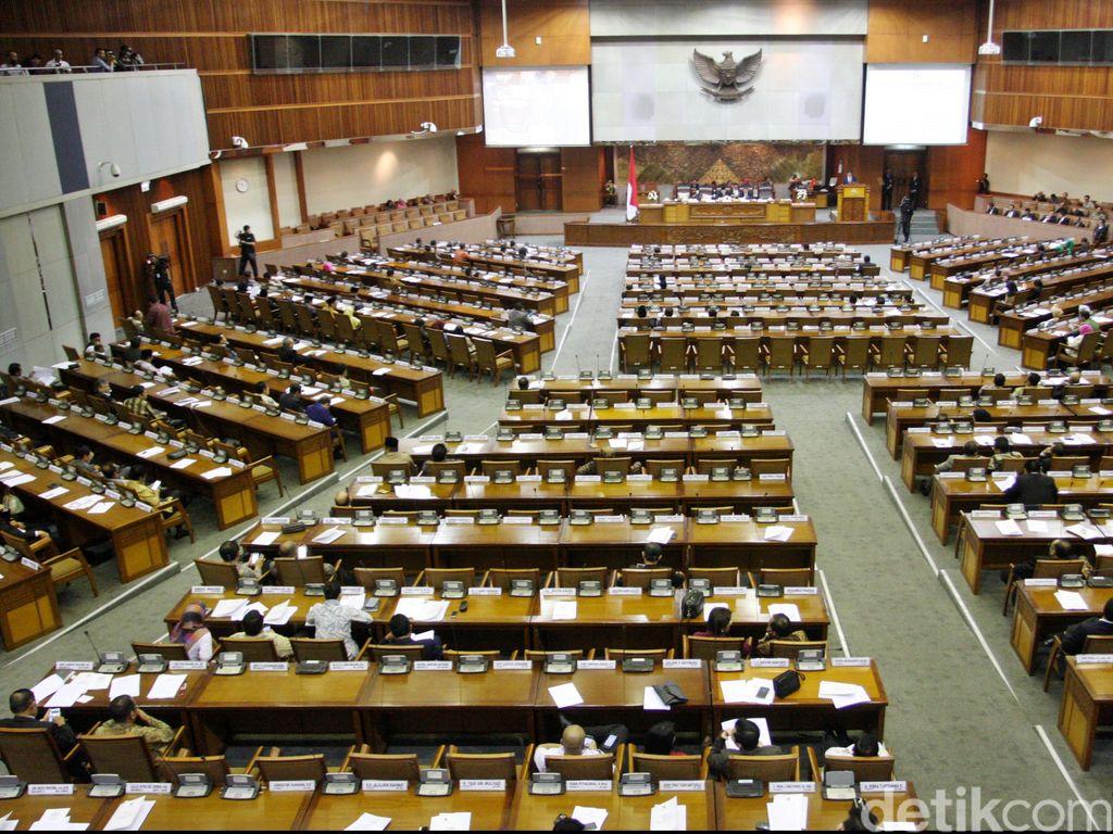 RUU Ampuni Koruptor Diusulkan PDIP-Golkar-PKB-PPP