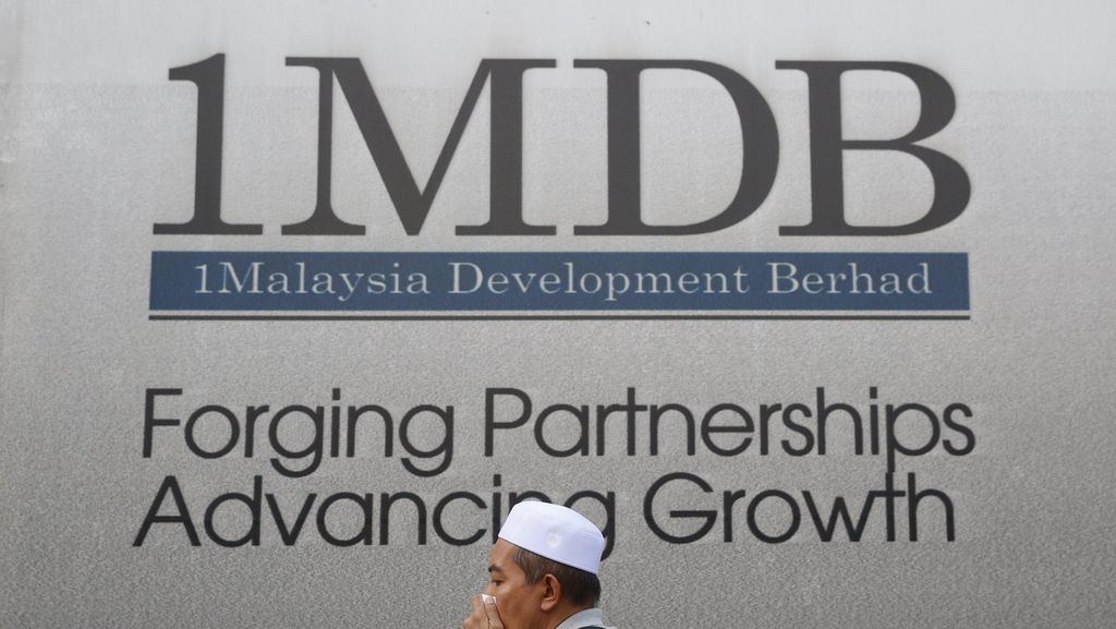 Jaksa Malaysia Bersikeras Tutup Penyelidikan Bank Sentral atas 1MDB