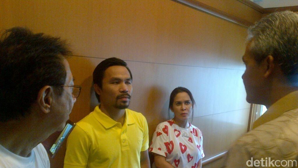 Pacman Berterima Kasih ke Jokowi Terkait Penundaan Eksekusi Mary Jane