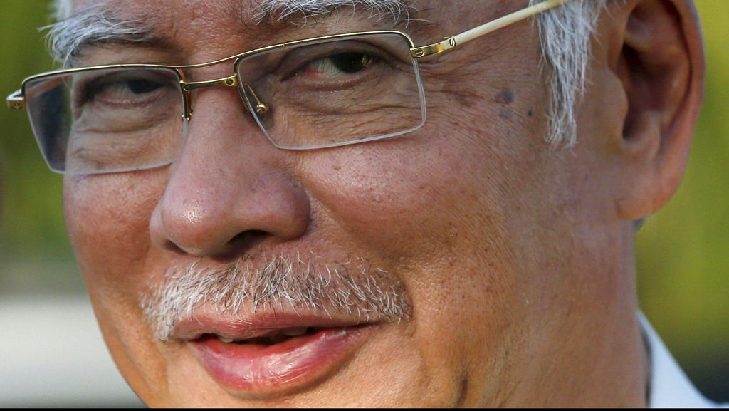 Tuntut PM Najib Mundur, Ribuan Warga Malaysia Demo di Kuala Lumpur