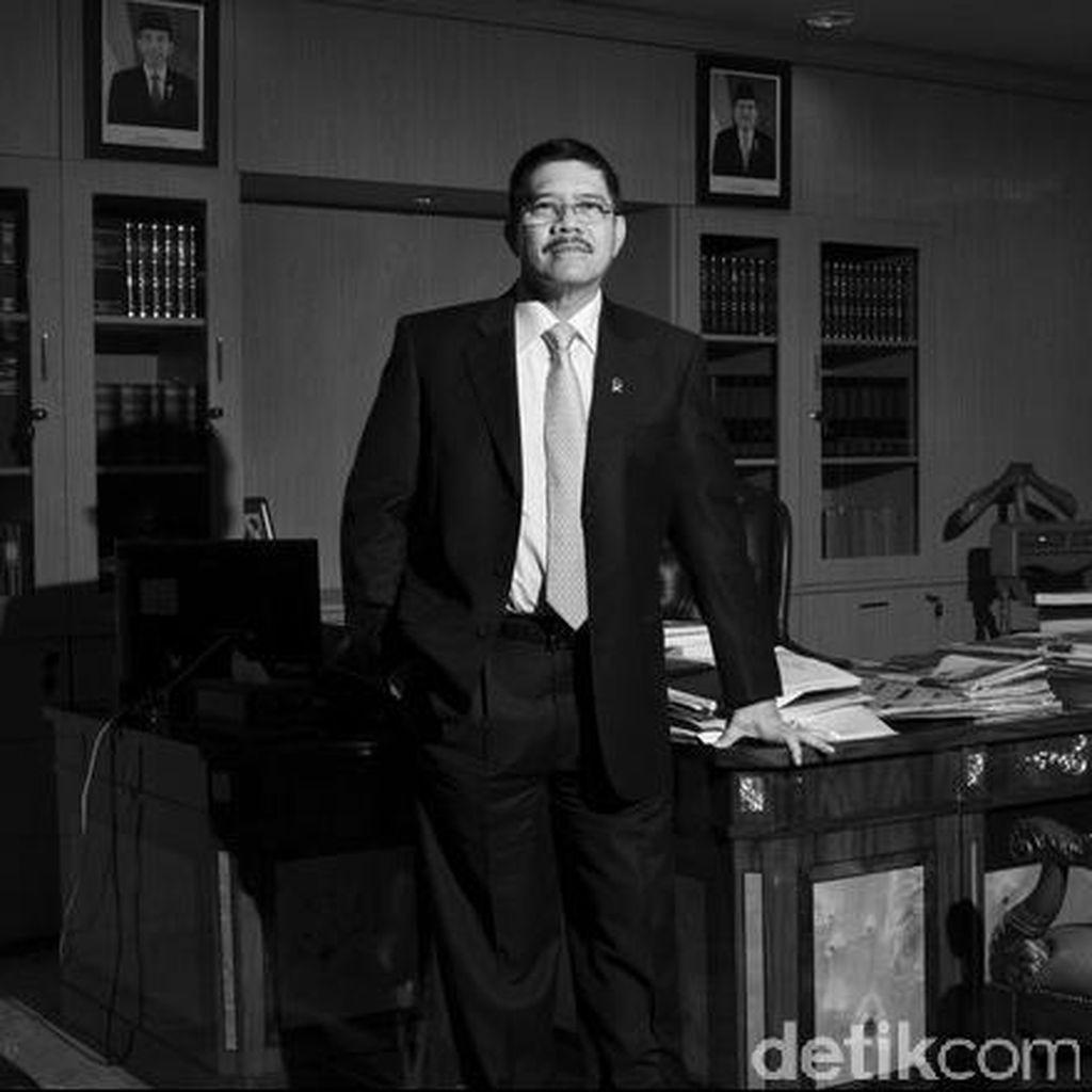 Ketua MA Sudah Bujuk Sarpin Supaya Damai dengan Komisioner KY