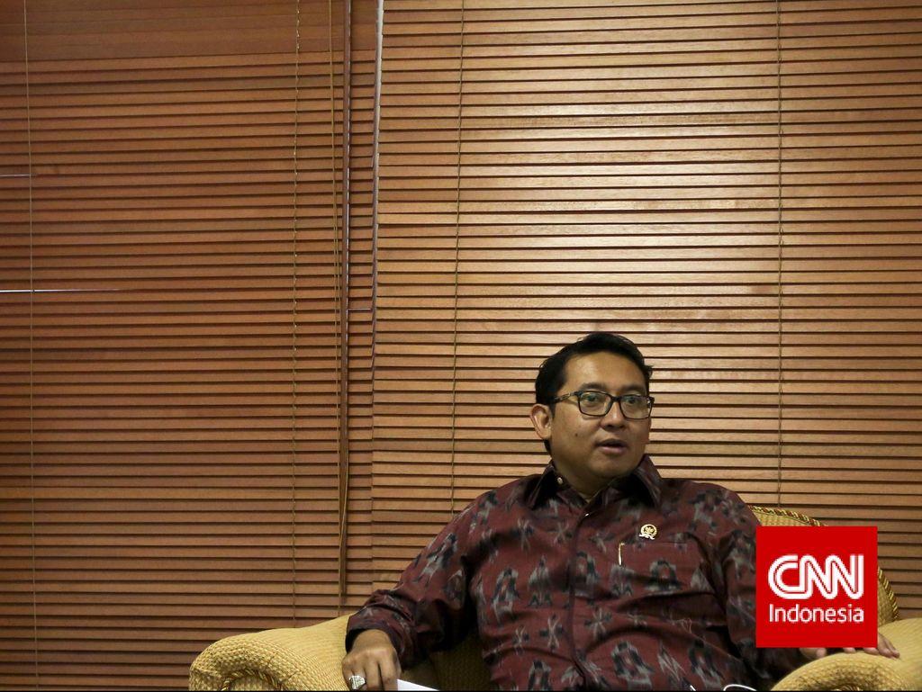 Soal Masa Depan KMP, Fadli Zon: Tak Ada yang Permanen