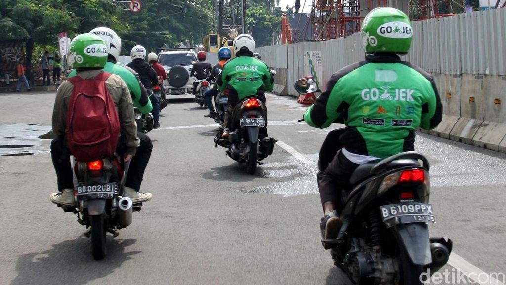 Dishub DKI: Go-Jek Tak Diatur dalam UU LLAJ sebagai Angkutan Penumpang