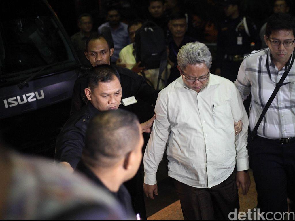 KPK Kabulkan Permintaan Gerry Untuk Jadi Justice Collaborator