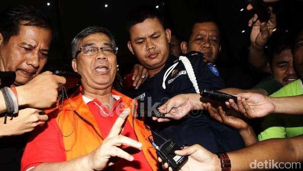 Tak Mau Kasus Akil Mochtar Terulang, MK Gandeng KPK