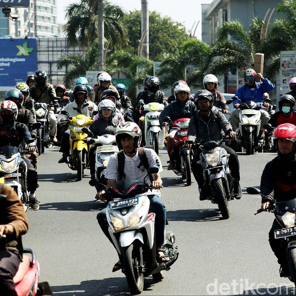 Mudik ke Jawa Barat-Jawa Tengah Naik Motor? Ini Rutenya