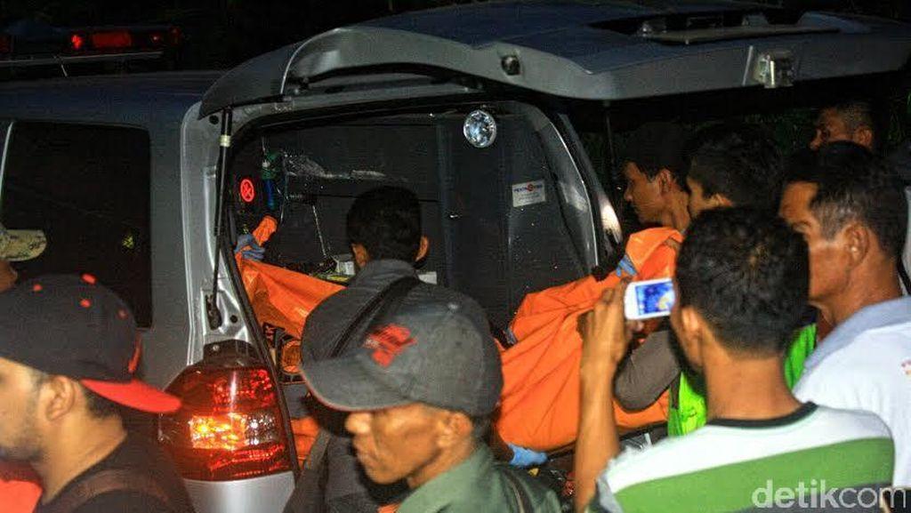 Pasangan Mayat dalam Kamar Hotel di Palabuhanratu Berstatus Pasutri
