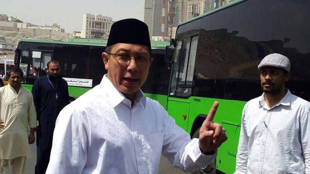 Yuk Ikut Menag Lukman Hakim Lihat Fasilitas Haji di Makkah