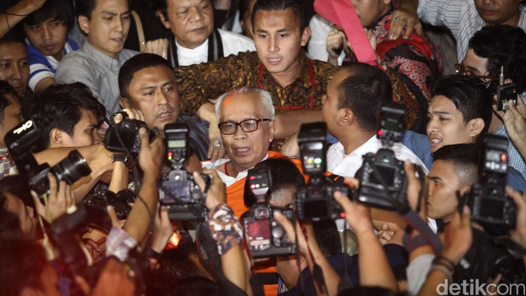 KPK Sudah Prediksi Kekalahan OC Kaligis dalam Praperadilan